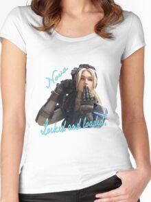 Nova Theme 1.2 Women's Fitted Scoop T-Shirt