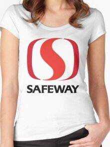 Safeway Women's Fitted Scoop T-Shirt