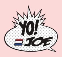 Yo Joe Raps! One Piece - Short Sleeve