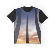 Air Force Memorial #3 Graphic T-Shirt
