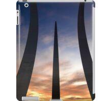 Air Force Memorial #3 iPad Case/Skin