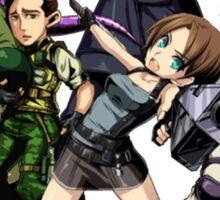Resident evil 3 Nemesis  Sticker
