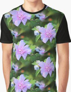 Purple Rose Of Sharon Graphic T-Shirt