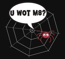 Spider - U WOT M8 v2 by ChrisButler