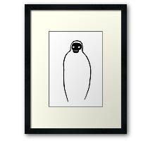 Reaper (Black) Framed Print