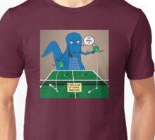 T-Rex Ping Pong Unisex T-Shirt