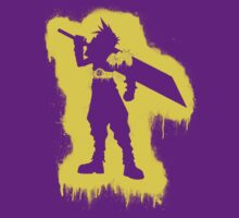 TGR -  Cloud Strife T-shirt by TGR Clothing Company