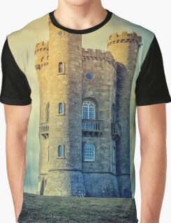 Broadway Tower (New Light) Graphic T-Shirt
