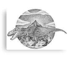 Rex  Metal Print