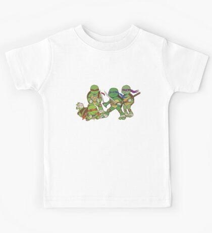 Little Mutant Ninja Turtles Kids Tee