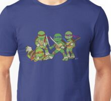 Little Mutant Ninja Turtles Unisex T-Shirt