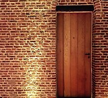 Wall and Door by Paul Finnegan