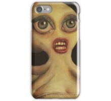 A voice like tentacles  iPhone Case/Skin