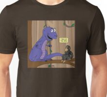T-Rex of the Apes Unisex T-Shirt