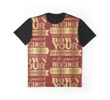 Greatest Revenge Graphic T-Shirt