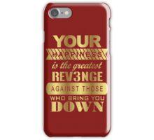 Greatest Revenge iPhone Case/Skin