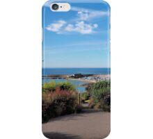 Gardens Overlook 2 - Lyme Regis iPhone Case/Skin