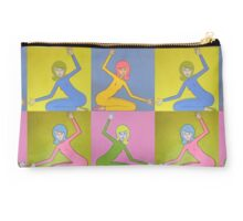 Girls in Boxes Studio Pouch