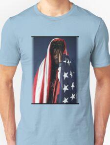 CAPITAL STEEZ - American Flag Unisex T-Shirt