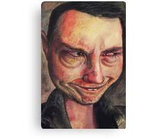 The voyeur  Canvas Print