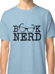 Book Nerd Classic T-Shirt