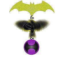 Batgirl & Birds of Prey Photographic Print