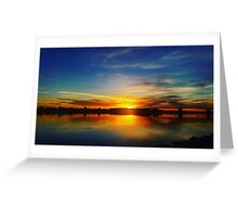 Light After the Dark Greeting Card
