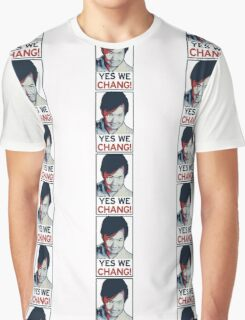 Yes We Chang! Graphic T-Shirt