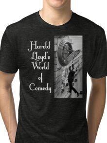 Harold Lloyd's World of Comedy Tri-blend T-Shirt