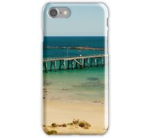 Port Noarlunga Jetty, SA iPhone Case/Skin