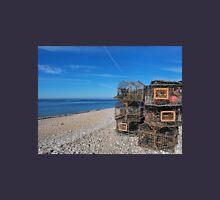 Crab Pots On Monmouth Beach - Lyme Regis Unisex T-Shirt