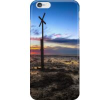X Factor Sunset iPhone Case/Skin