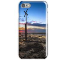 X Factor Sunset iPhone Case/Skin