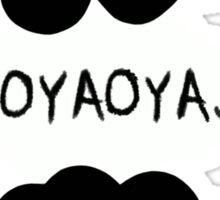 Oya oya oya - Haikyuu!! Sticker