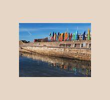 Colourful Kayaks - Lyme Regis Unisex T-Shirt