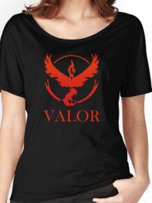 Pokemon Go - Valor Women's Relaxed Fit T-Shirt