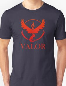 Pokemon Go - Valor Unisex T-Shirt
