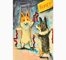 Welsh Pembroke Corgi~Cardigan~Dog~Winning at Arcade Unisex T-Shirt
