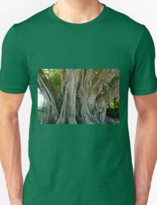 Edison Banyan- horizontal Unisex T-Shirt