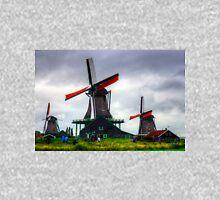 Windmills at Zaanse Schans Unisex T-Shirt