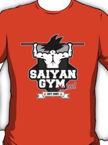 Saiyan Gym T-Shirt
