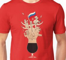 Russian Imperial Stout Beer Foam Unisex T-Shirt