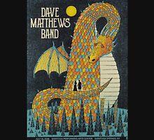 DAVE MATTHEWS BAND, SARATOGA PERFORMING ARTS CENTER SARATOGA, SPRINGS, NY Unisex T-Shirt