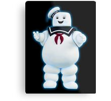 Stay Puft Marshmallow Man - Ghostbusters Metal Print