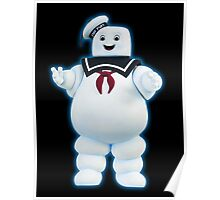 Stay Puft Marshmallow Man - Ghostbusters Poster