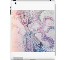 Octopus Lady iPad Case/Skin