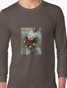 Christmas Winnie Long Sleeve T-Shirt
