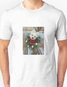 Christmas Winnie Unisex T-Shirt