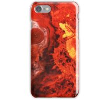 Infection (Stoney Creek Jasper) iPhone Case/Skin