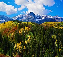 Colorado Autumn by Gary Benson